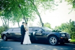 Chrysler 300C Limousine black