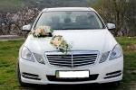Mercedes E220 W212 White
