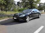 Mercedes S500 W221 4matic 2012г.