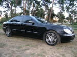 Mercedes S 500 W 220 4matic